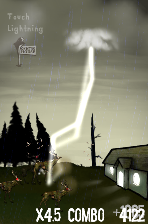 Touch Lightning Screenshot